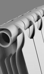 Радиатор Теплоприбор BR1-350 биметалл 10 сек. (1340 Вт)